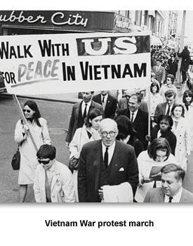 Information Politics 05 Vietnam Protest