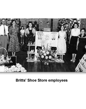 CR How They Worked 06 Britts' Shoe Store employees
