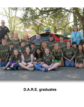 Going to School 09 DARE Grads