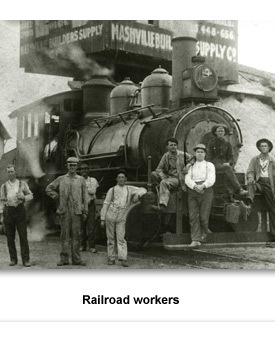 Confront Industry 06 Railroad Workers