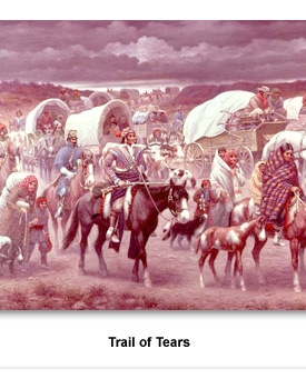 Indian Home 06 Trail of Tears