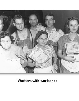 WWII Homepage 06 War Bonds