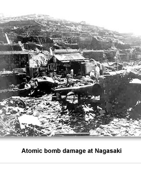 CW Nuclear War 001 Damage Nagasaki