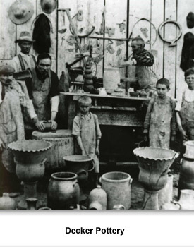 Confront Industry 07 Decker Pottery