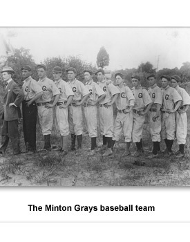 Confront Sports 07 Minton Grays Baseball