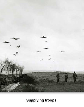 WWII In the Air 11 Supplying Troops