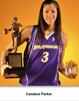 Info TT Sportheroes 11 Candace Parker