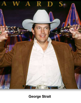 Country Music 11 George Strait Awards