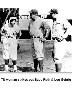 Confront Sports 11 ?The Girl Who Struck Out Babe Ruth,?