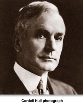 TN Leaders 04 Cordell Hull Photograph