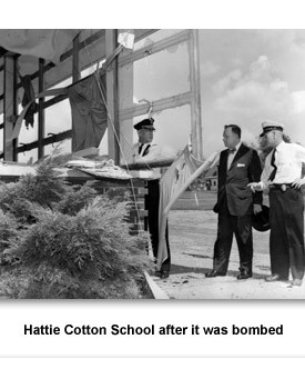 CWCR School Desegregation 03 Hattie Cotton