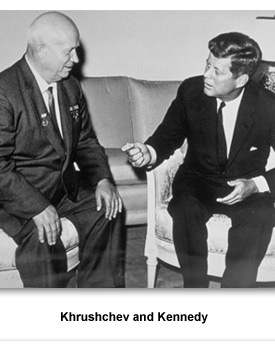 CW Home 04 Khrushchev and Kennedy