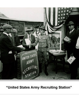 Confront WWI 04 Army Recruiting