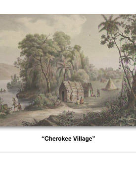 Indians Pottery/Baskets 01 Cherokee Village
