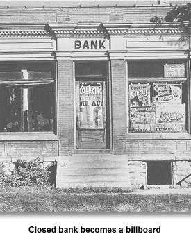 For Banks 03 Closed Bank