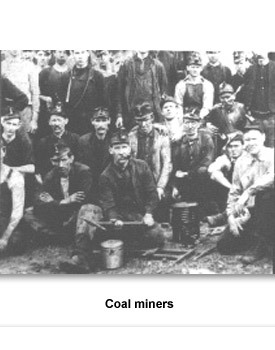 Confront Coal Miners 01 Coal Miners