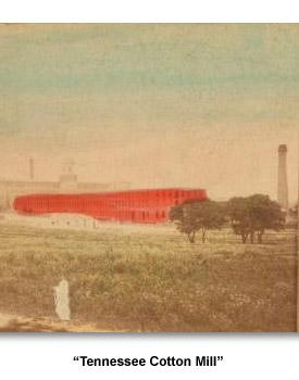 Industry Cotton Mill