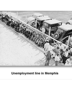 Rise of Unemployment Daily