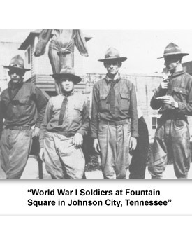 Confront WWI 06 Johnson City Soldiers