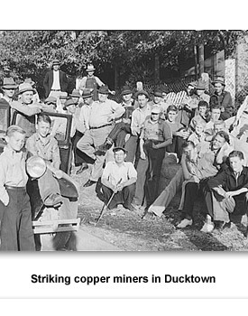 Workers Rights 01 Miners Wait